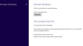 What to Do If Windows 8/8.1 Is Not Activated?