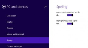Spelling Errors Are No Longer Displayed in Windows 8/8.1